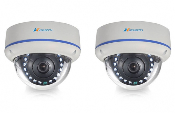 2 CAMERA SURVEILLANCE SYSTEM - N-VIEW
