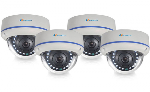 4 CAMERA SURVEILLANCE SYSTEM - N-VIEW