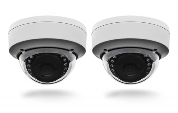2 CAMERA SURVEILLANCE SYSTEM - PRO-VIEW