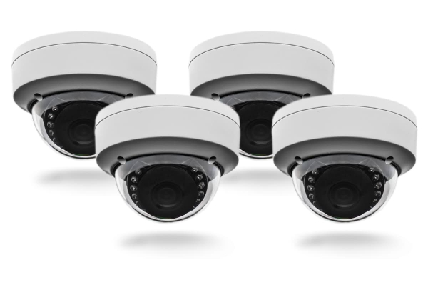 4 CAMERA SURVEILLANCE SYSTEM - PRO-VIEW